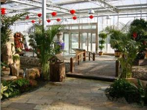 Eco Restaurant Greenhouse
